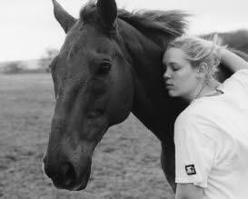 Sarah and Denali, 1999